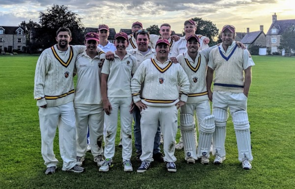 ECC First Eleven promoted